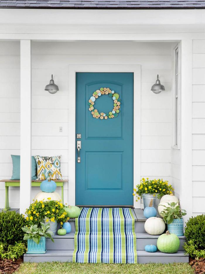 Fall at the beach front door ideas caron 39 s beach house - Front door ideas photos ...
